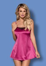 Satinia Babydoll Pink, Obsessive
